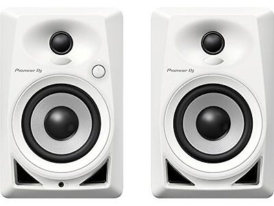 Pioneer Pioneer / DM-40-W 4 inch active monitor speakers white P/O