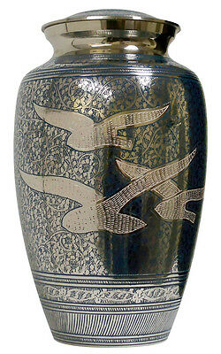 Classic Going Home Flat Top Adult Cremation Urn