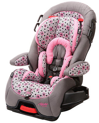 Safety 1st Alpha Elite 65 3-in-1 Car Seat with QuickFit Harness System