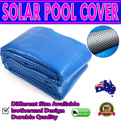 Solar Pool Cover 500 Micron Isothermal Swimming Pool Heating Blue Reel