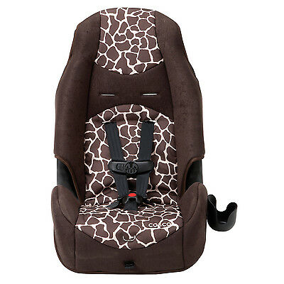 Cosco Highback 2-in-1 Belt Positioning Booster Car Seat, Quigley