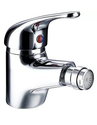 Modern bidet tap chrome finish