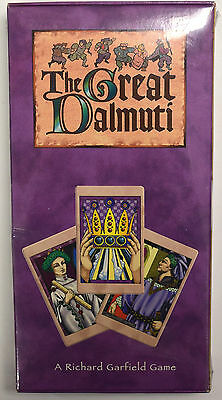 The Great Dalmuti 1994 First Edition Factory Sealed Card Game