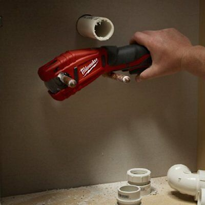 Milwaukee 2471-20 Bare-Tool 12-Volt Pipe Cutter (Tool Only, No Battery)