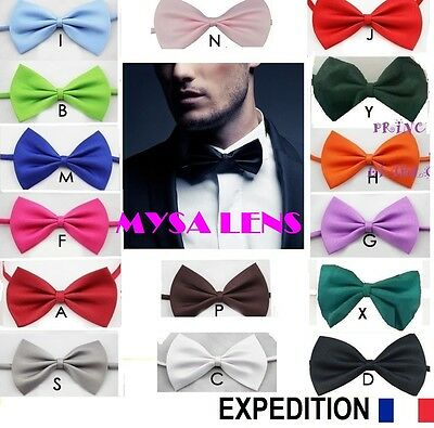 Noeud Papillon Homme Ceremonie Mariage  Bow Ties Men