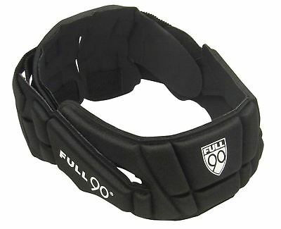 Full90 Performance Soccer Headgear Premier Black Small/Medium