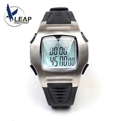Professional Football Referee Timer Sports Soccer Game Coach Wrist Watch- 45.0g