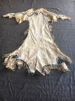 1840-1860 Shoshone Dress Indian Native American Antique
