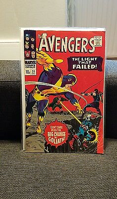 Avengers 35 Marvel Silver age