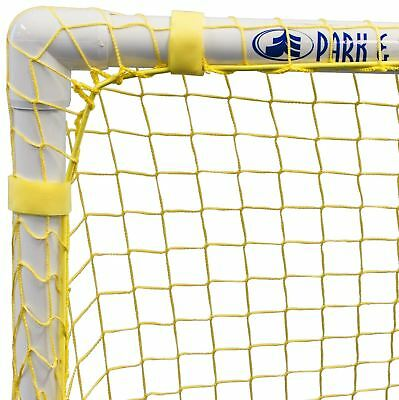 Park & Sun Sports Indoor/Outdoor Nylon Slip Net with Bungee Cord Frame: Multi...
