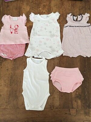 MARQUISE MIXED BABY CLOTHES GIRLS - Sizes 000 & 00