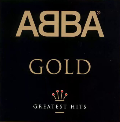 ABBA  - Gold: Greatest Hits (CD) • NEW • Best of, Voulez-Vous, Dancing Queen