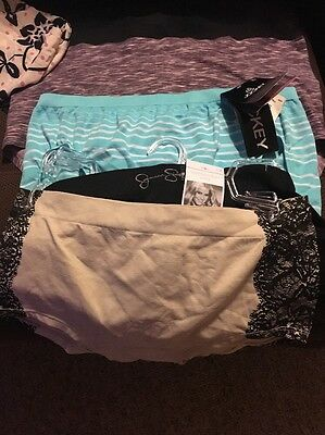 Lingerie Lot 3x New Chemise And Panties