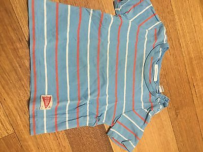 Boy Country Road T-shirt 6-12 Months