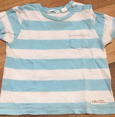 Baby Boy country road tshirt 6-12 Months