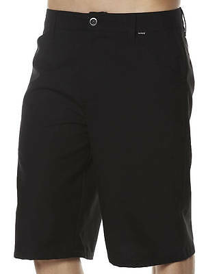New Hurley Men's Newcastle Walkshort Polyester Black