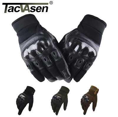 Tactical Gloves Full Finger Slip-resistant Motocycle Racing Outdoor Military