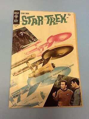 star trek 4 gold key comics unrestored