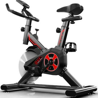Training Indoor Fitness Gym Bicycle Workout Indoor Home UK Exercise Bike