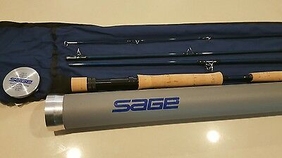 Sage 12 Weight Xi2 9' 4 piece Fly Rod - Used Once Only
