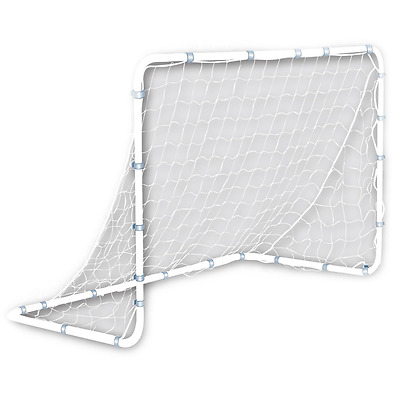 Heavy Duty Youth Soccer League Competition Steel Goal Fun Sports 4 Ft. x 6 Ft.