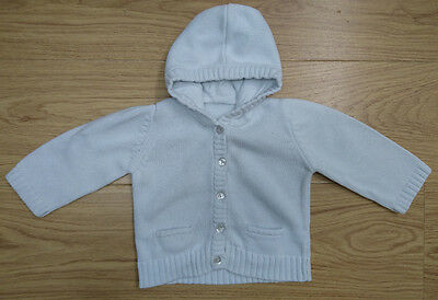Marks & Spencer Baby Boys Cardigan Age 9-12 Months