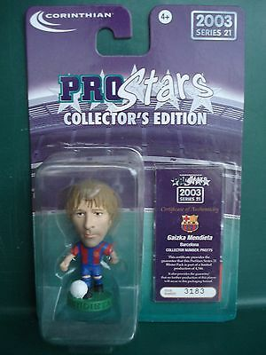 CORINTHIAN PROSTARS Collector's Edition - Series 21 - Mendieta - Barcelona
