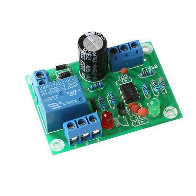 Liquid Level Controller Module Water Level Detection Sensor 9V-12V AC/DC New