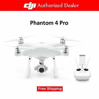 DJI Phantom 4 Pro with 4K Video Camera and 7KM Fly Distance Quadcopter Drone