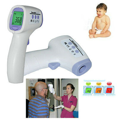 Non-contact Baby Adult Child Body Surface Temperature Gun Infrared Thermometer