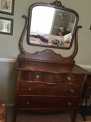 Antique dresser, armoire, sewing machines need to sell immediately!