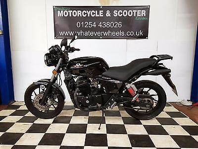 AJS NAC 12, 125cc BLACK MOTORBIKE/MOTORCYCLE, EXCELLENT CONDITION