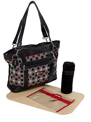 New Waterproof Multifunction Baby Diaper Nappy Changing Bag / Travel Bag spots
