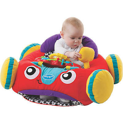 Playgro Music And Lights Comfy Car for Baby Infant Toddler Top Quality ORIGINAL