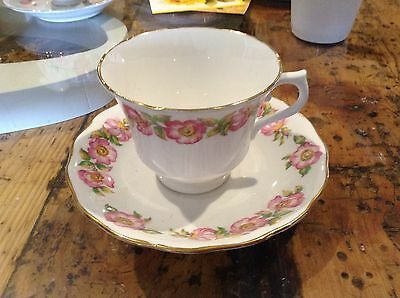 Vale tea cup and saucer