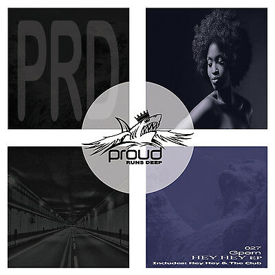 Record Label // Proud Runs Deep // Profiting Monthly // Low Starting Bid