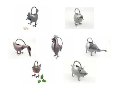 Animal Watering Can, metal can for use or display