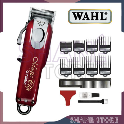 Wahl Magic Clip Cordless Tagliacapelli 5 Stars Series Tosatrice Made U.s.a.