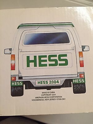 New 2004 Hess Sport Utility Vehicle and Motorcycles Free shipping