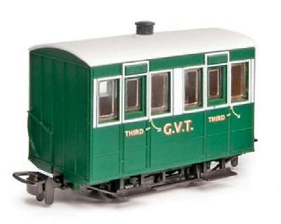 PECO GR-500  OO-9 SCALE Glyn Valley Tramway 4-wheel Enclosed Side Coach