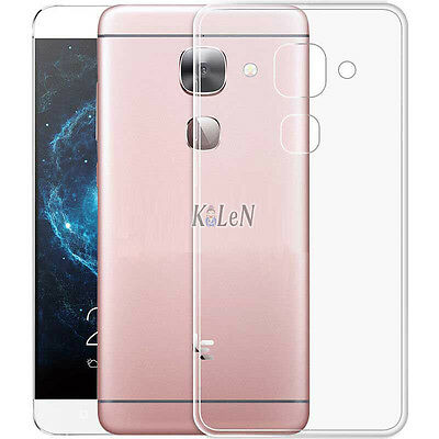 Transparent Clear Crystal Soft TPU Silicone Case Cover Skin For LeEco LeTV Phone