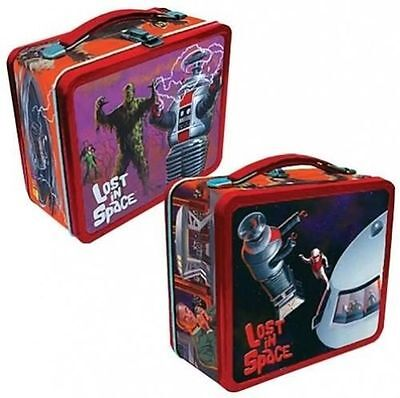 Lost in Space Tin Tote Lunch Box