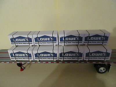 1/64  or S scale load or dock details 12 pcs set  low