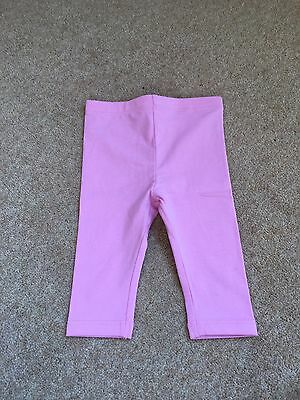 Baby Girl 3-6 Months Pink Trousers/Leggings