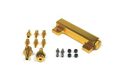 Vacuum distributor gold Boost pressure r32 GTI S4 RS4 tuning Connections 1.8T