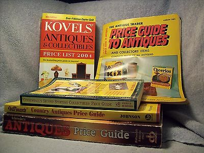 5 Antique Price Guides