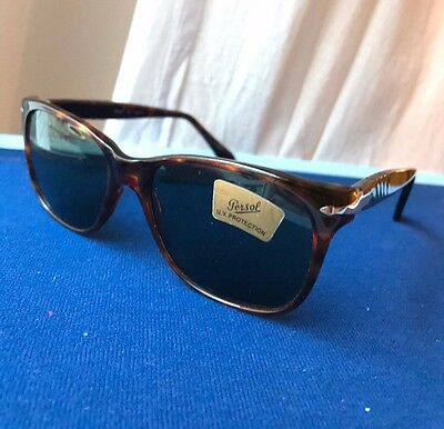NOS Vintage Persol 861 Italy by RATTI James Bond Goldeneye sunglass