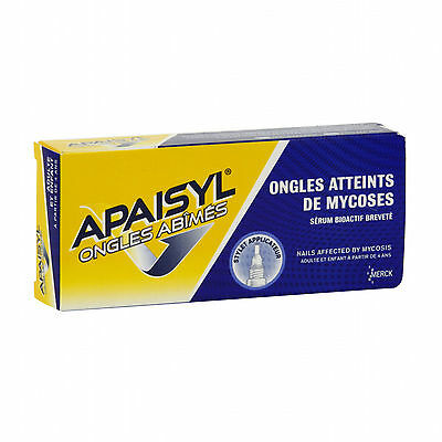 APAISYL ONGLES ABIMES - Ongles atteints de mycoses - Stylo applicateur