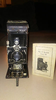 vintage kodak camera  No.1A series 3  from 1926