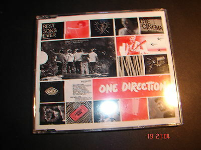 One Direction-Best Song Ever CD single  ( 4 track)
